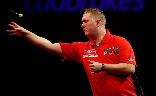 Darts Firsts with… RickyEvans