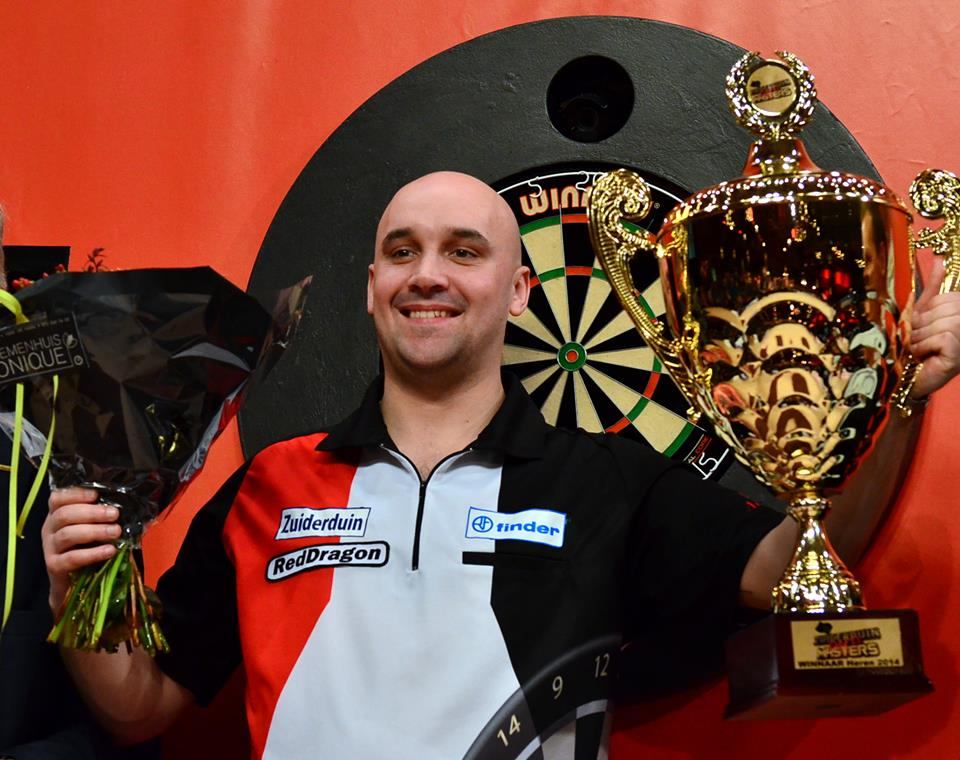 Darts Firsts with… Jamie Hughes
