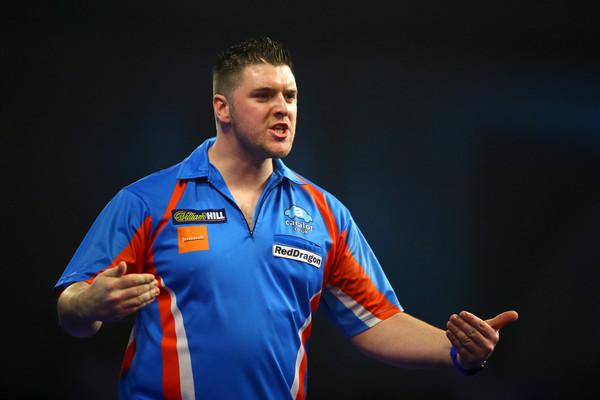 Darts Firsts with… DarylGurney