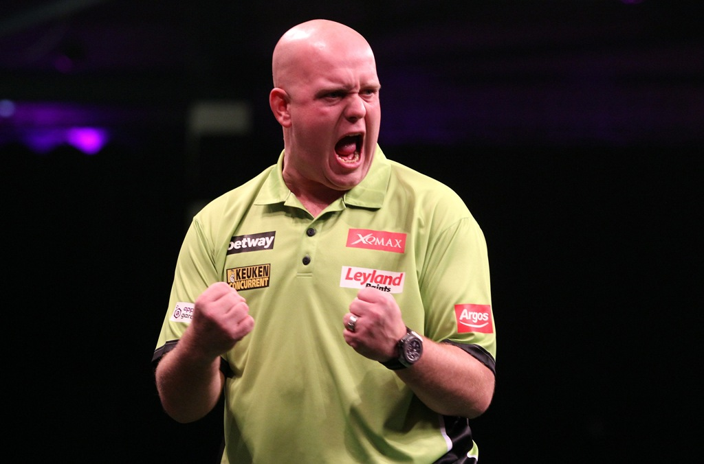 NEW ISSUE: MVG breaks highest television average record, Dave Parletti on first England call up and A Darter'sDiary