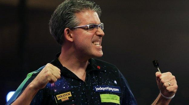 Darts Firsts with… Jeff Smith