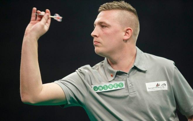 Unibet World Series of Darts Final Braehead Glasgow 2015