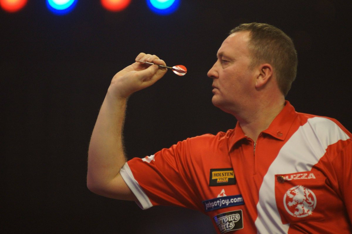 "Glen Durrant: ""It's been a frustrating few months, but hopefully this is going to be the turning point"""