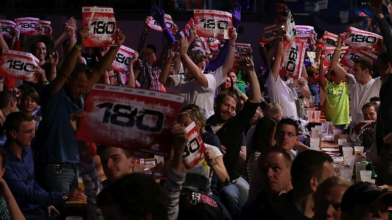 A Darter's Diary with Ricky Williams: Watching back my defeat in Hamburg has helpedme