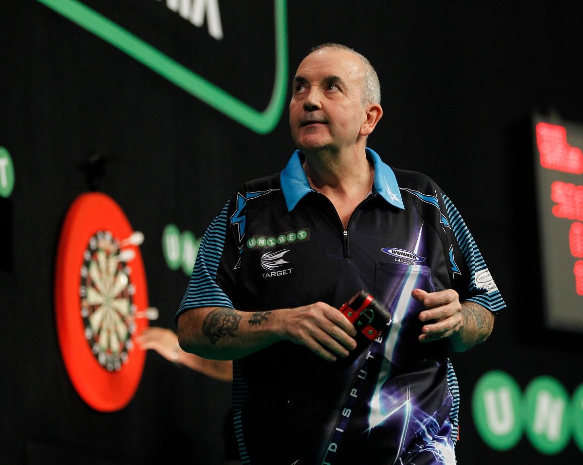 Phil Taylor to miss out on Players Championship Finals thisyear