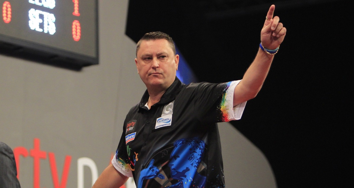 Former World Championship finalists Painter and Hamilton head list of entries for PDPAQualifier