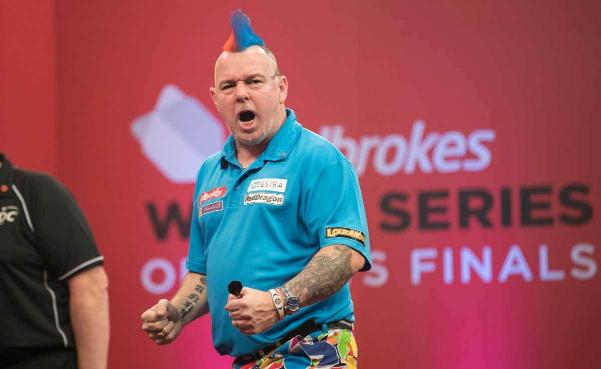 Christopher Kempf's Match of the Week: Partisan crowd aids Peter Wright in last-legvictory