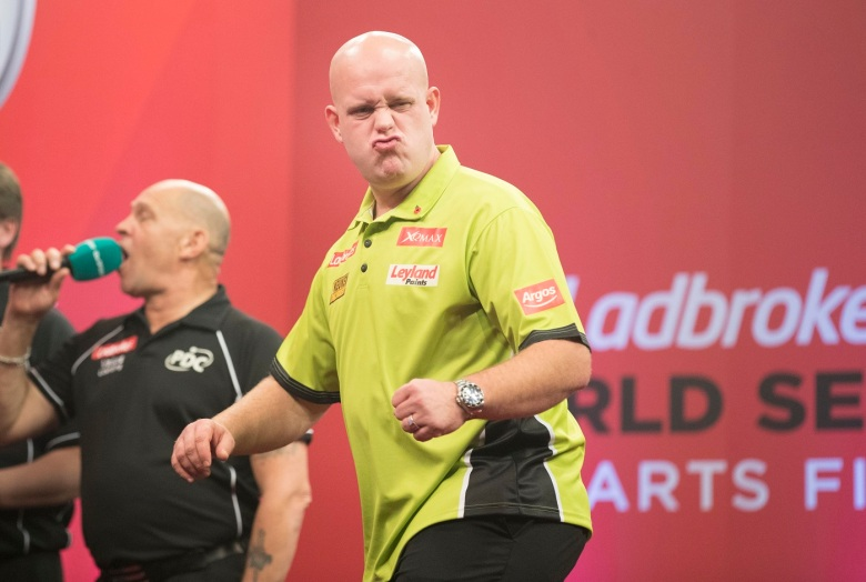 Ladbrokes World Series of Darts Finals, Braehead