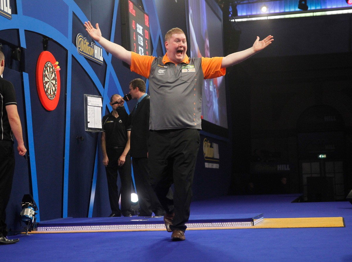 William Hill World Darts Championship Day One Preview: Could there be a shock or two on the openingnight?