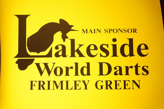 Lakeside World Professional Darts ChampionshipSchedule
