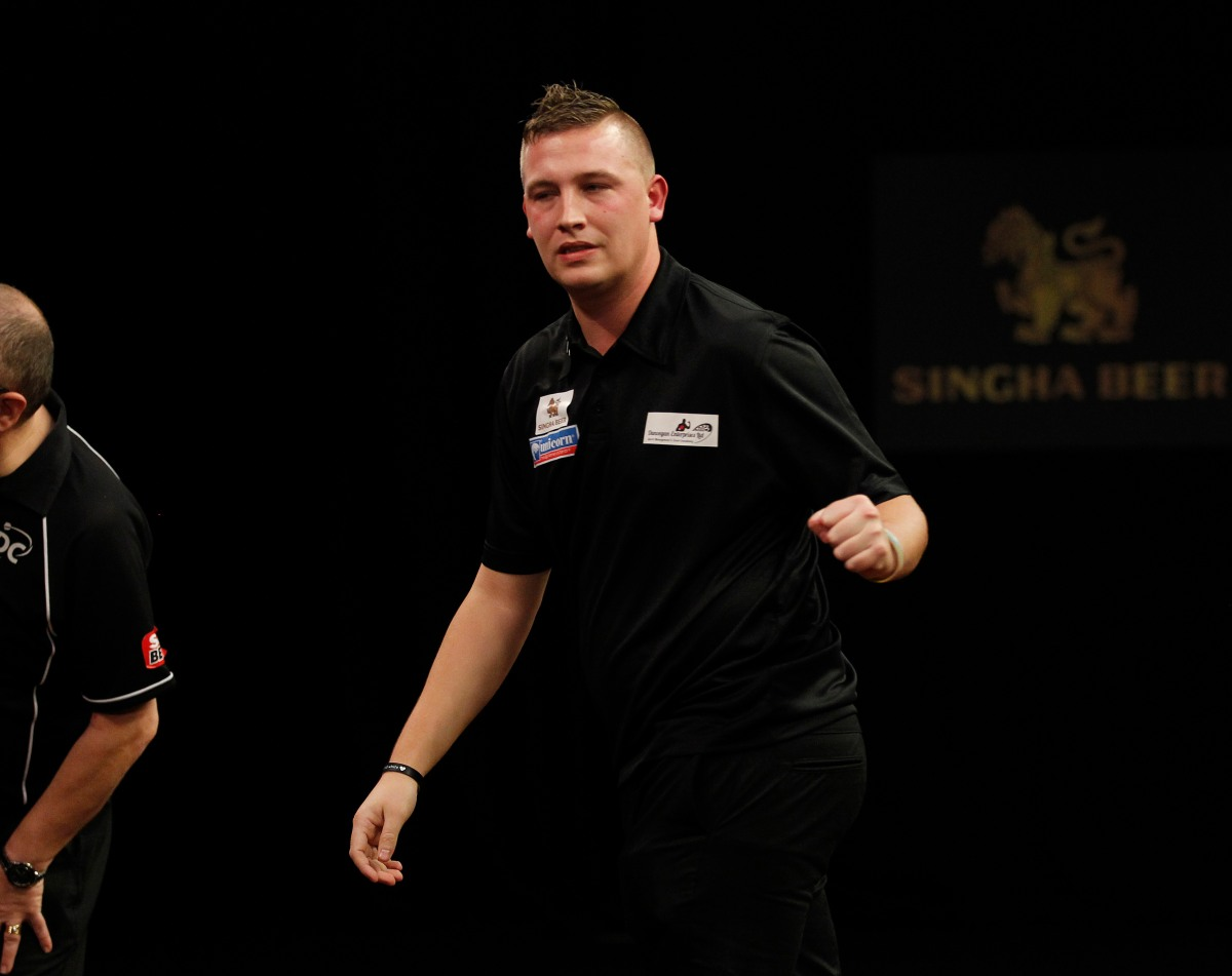 Lockup Dave's Betting Column: Chris Dobey to make a winning start to his World Championshipdebut