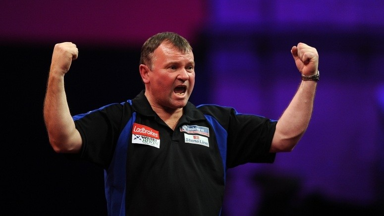 Lockup Dave's Betting Column: Terry Jenkins to light up the Ally Pally stage once again thisafternoon