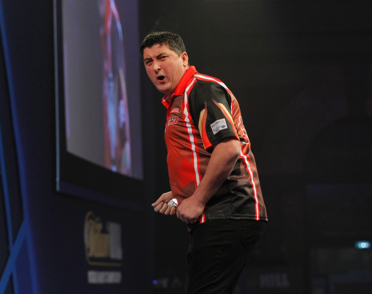 Lockup Dave's Betting Column: Suljovic/Webster and Chisnall/Dobey to go some distance thisafternoon