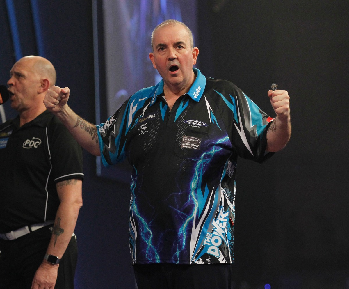 Lockup Dave's Betting Column: Taylor to hit first 180 in clash withBarney