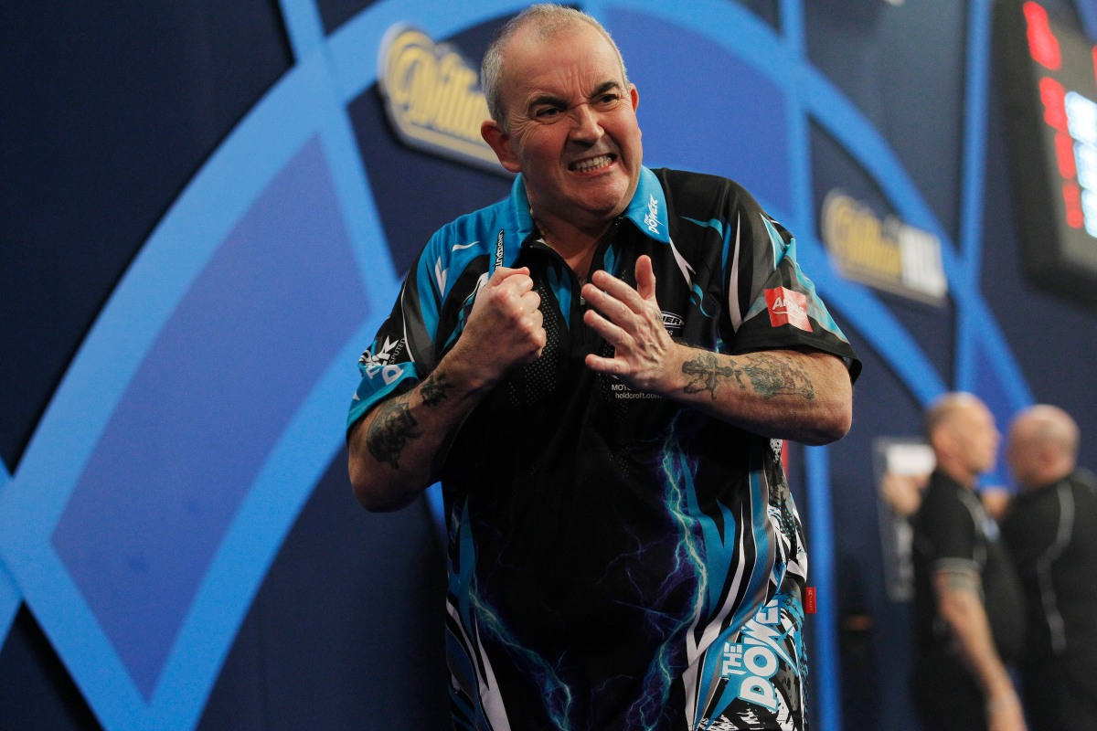 In the mag: Phil Taylor sends out a message to his title rivals, Barry Hearn announces record prize money in the PDC, players reveal love of Bon Jovi!