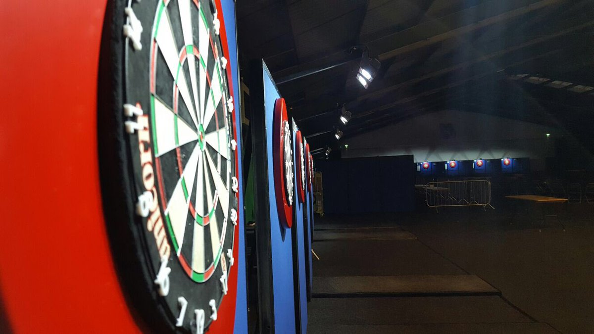 2017 PDC Qualifying School Day One Updates