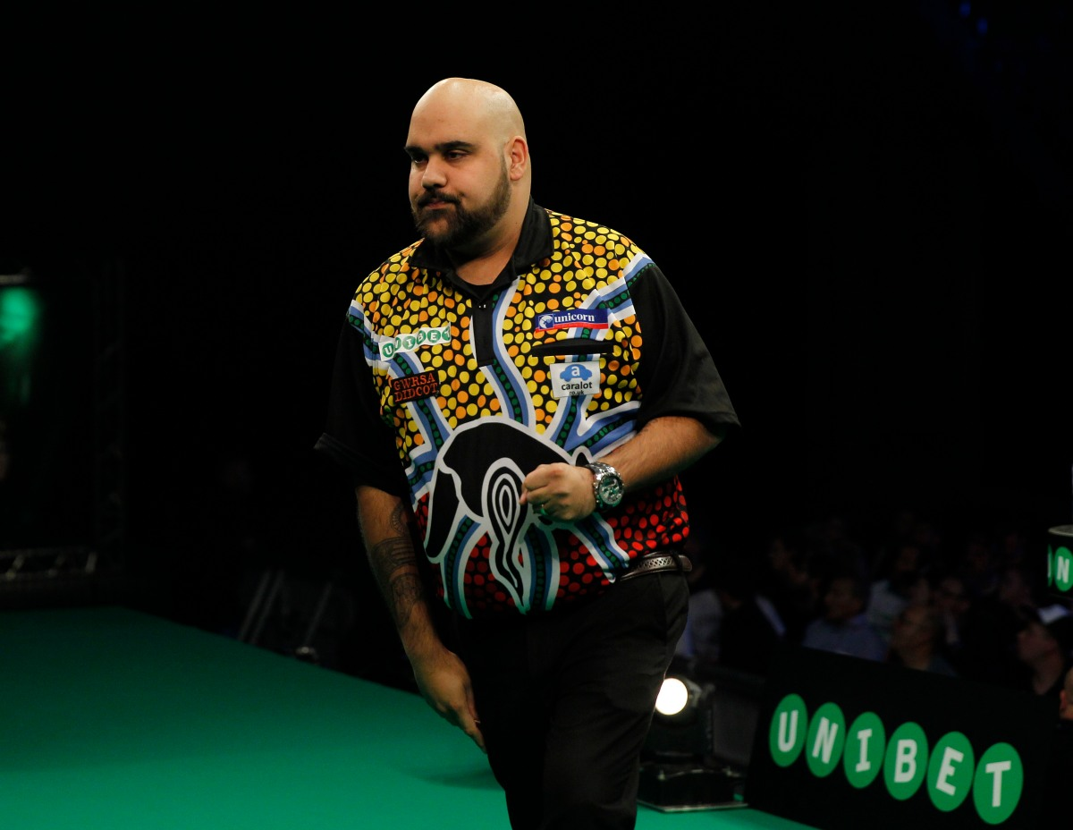 Australia's Kyle Anderson successful in gaining sports visa to return to the PDC circuit