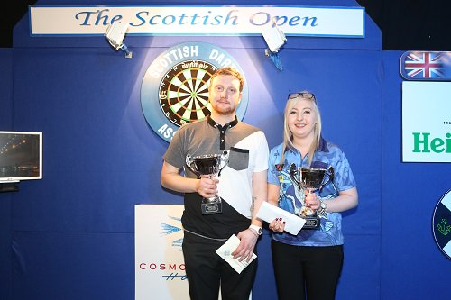Menzies becomes the first Scot to win the Scottish Open for a decade after beating Day infinal