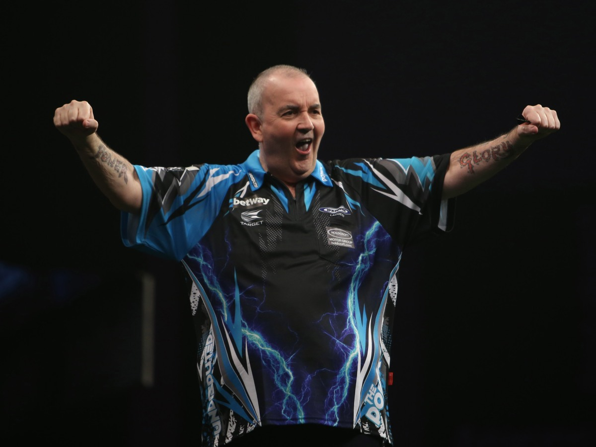 PREMIER LEAGUE: Taylor fights back to share the points with Huybrechts inBrighton
