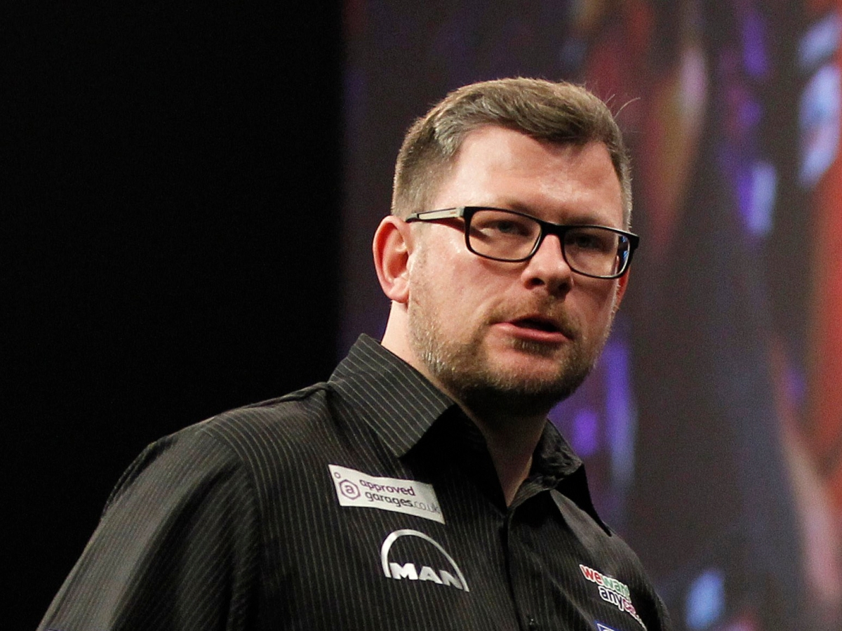 PREMIER LEAGUE: Wade salvages a point after throwing away a 5-1 lead againstAnderson