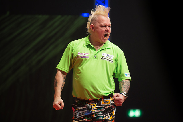 RACE TO HASSELT: Peter Wright tops Order of Merit after