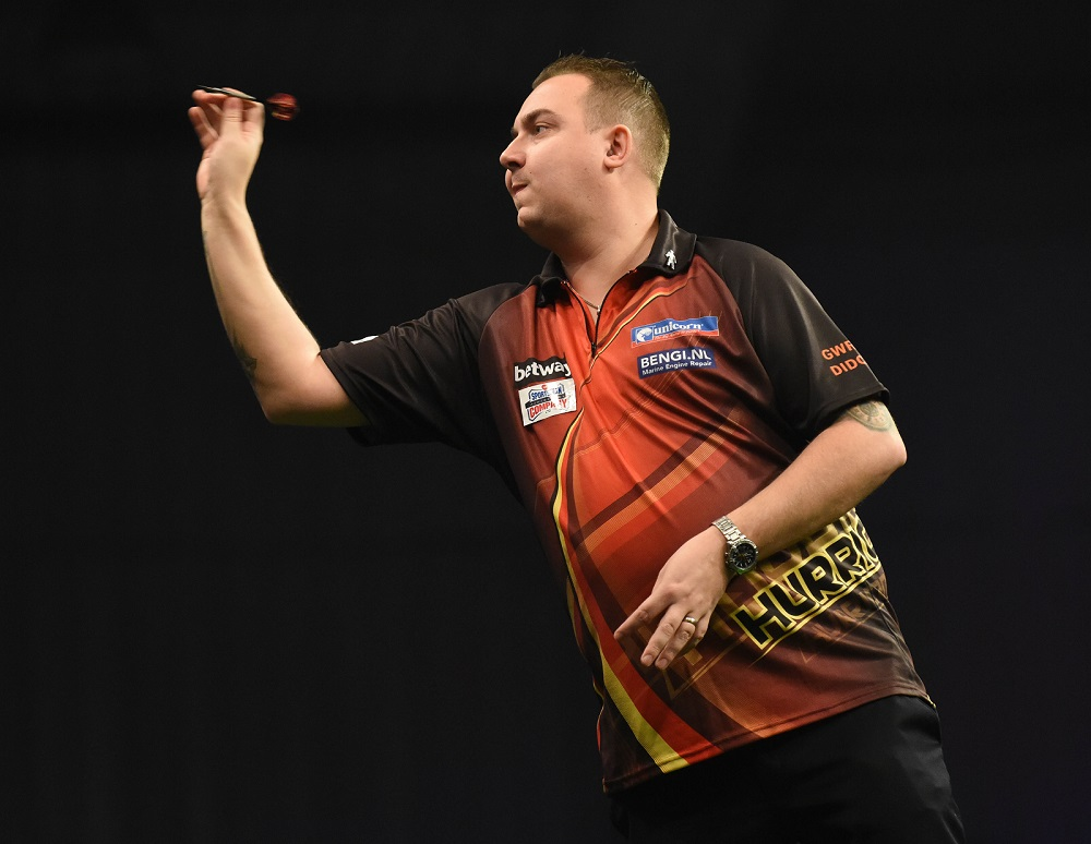 Kim Huybrechts pulls out of Premier League in Cardiff tonight due to family reasons