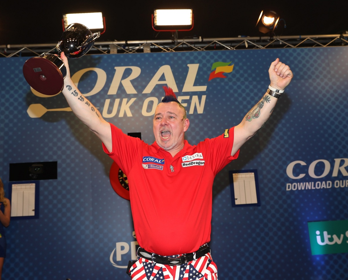 COLUMN: Now he's won his first major, expect Peter Wright to add more TV titles to his collection