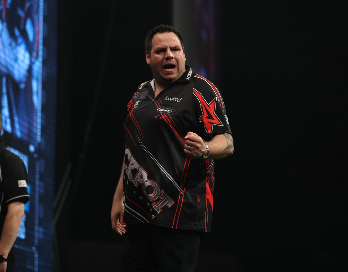 Adrian Lewis ends 14-month ranking title drought with victory in Players Championship 5 at ArenaMK