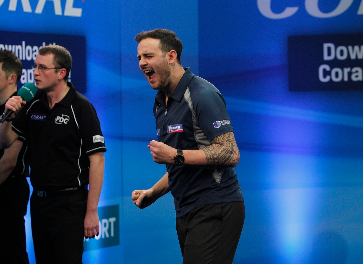 Joe Cullen claims maiden PDC Pro Tour title with victory in Players Championship8