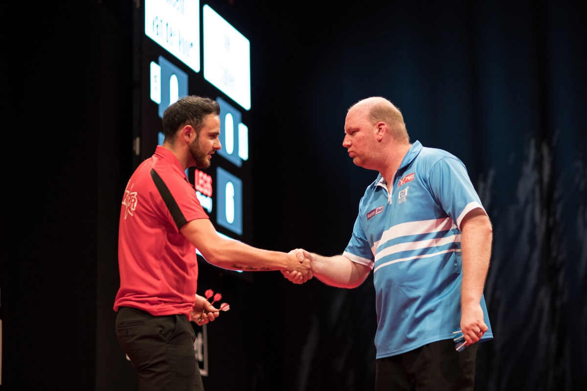 PDC Order of Merit: Joe Cullen moves up two spots to 22nd, while Jelle Klaasen jumps into the top eight