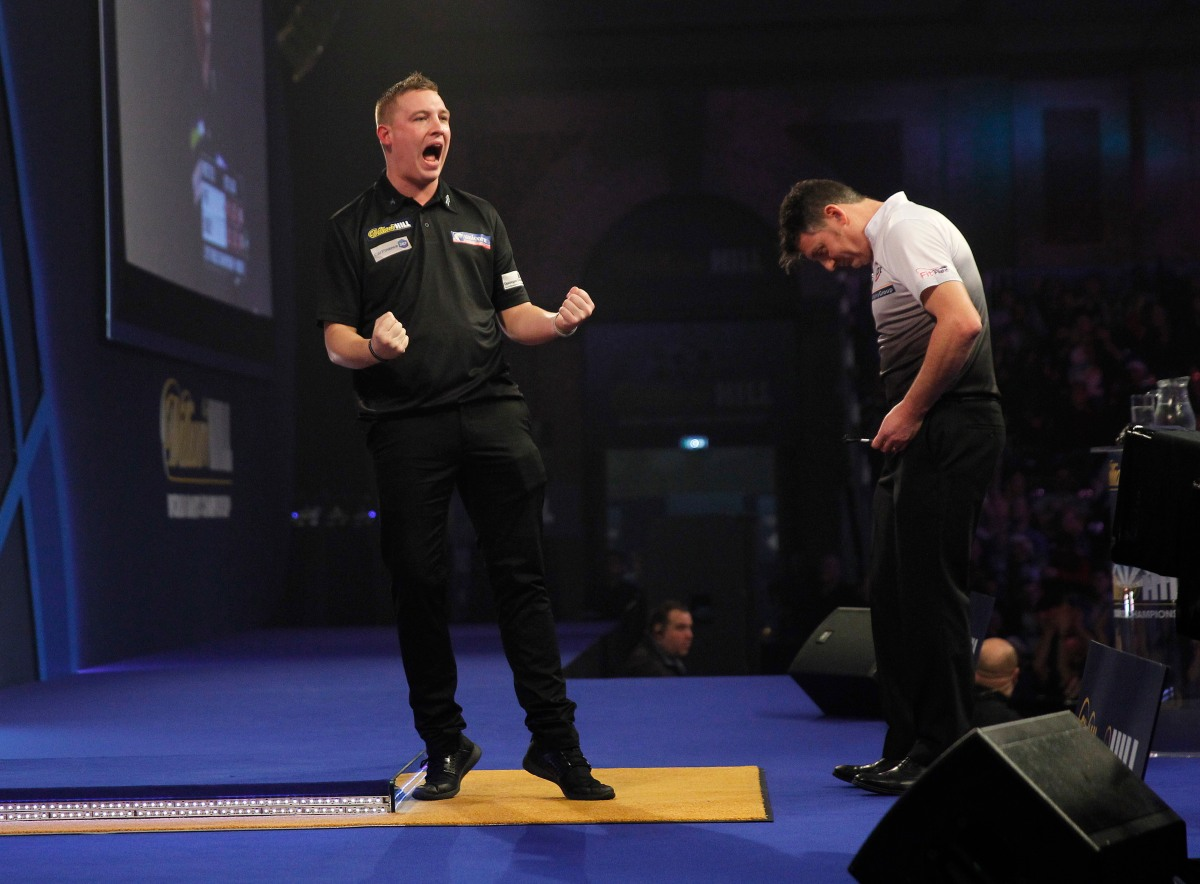 RACE TO THE MATCHPLAY: Chris Dobey pushing for World Matchplay debut after third round run in Vienna