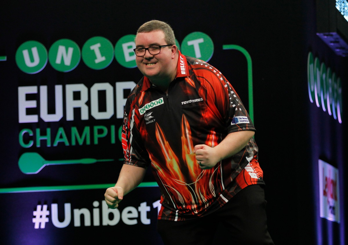 The Weekly Dartscast World Matchplay Preview Special with guests Stephen Bunting and Steve West