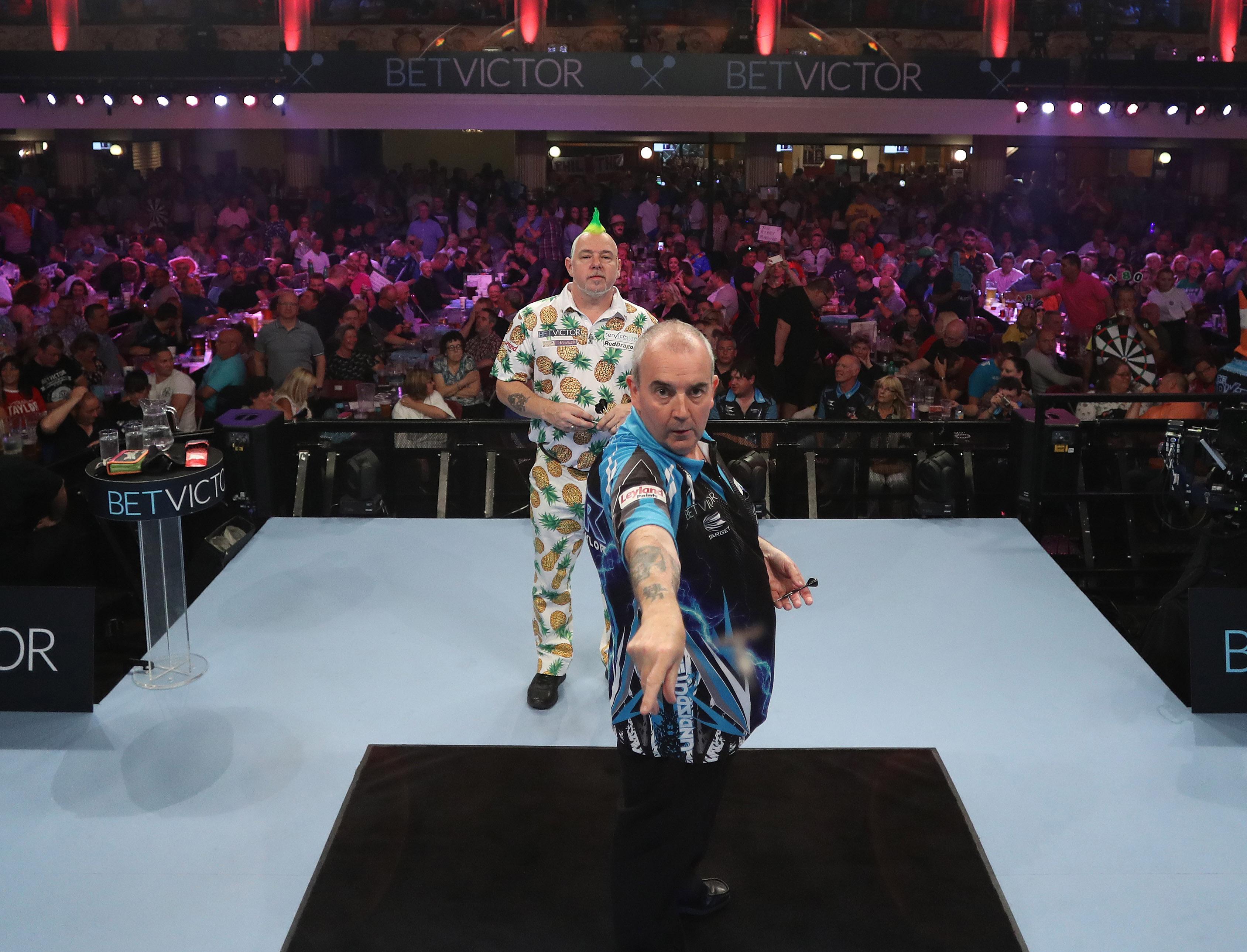 world matchplay 2017 final photos