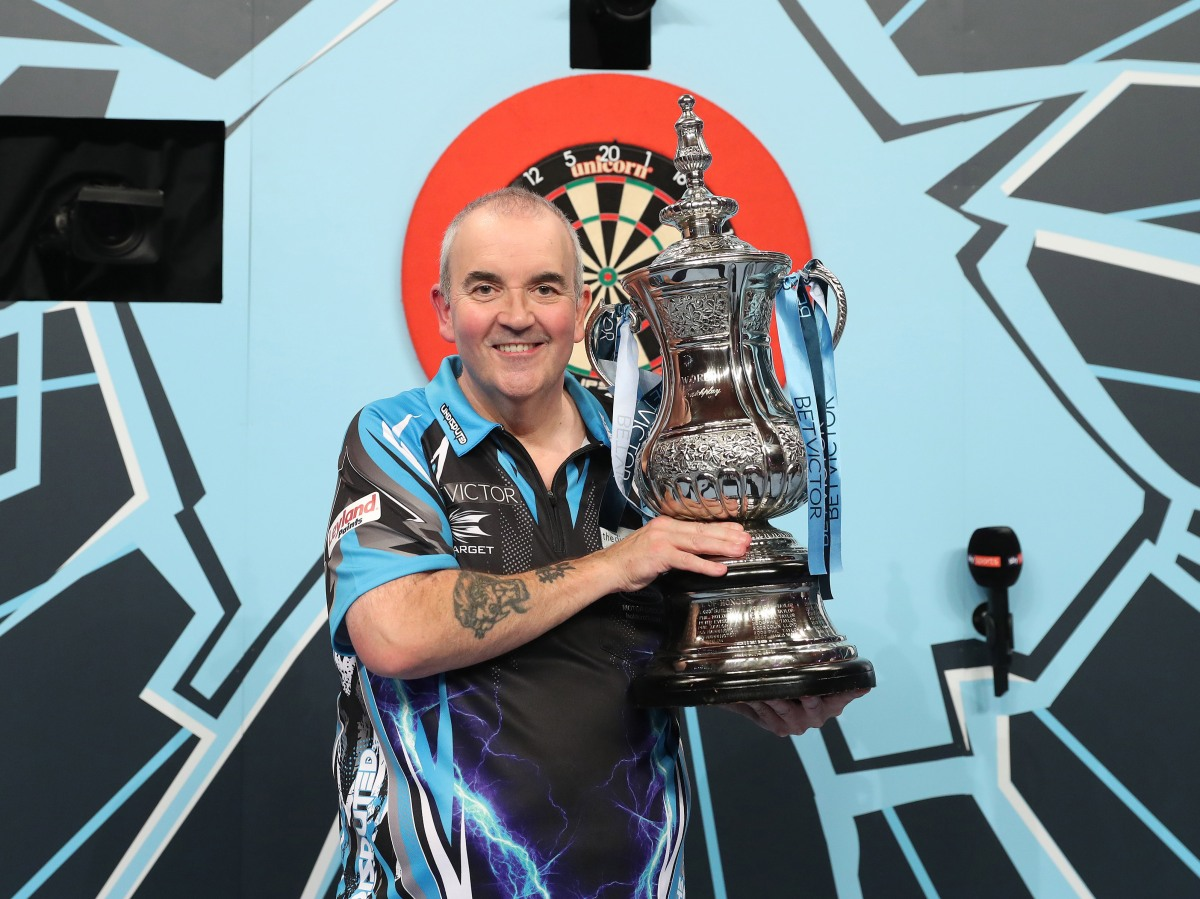 VIDEO: Target pays tribute to Phil Taylor with video at product launch