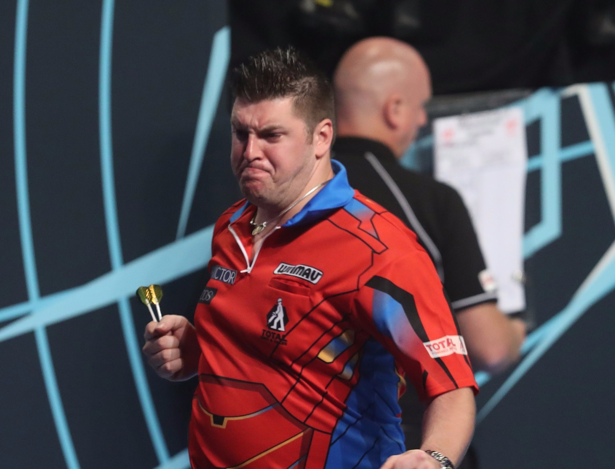 PDC ORDER OF MERIT: Daryl Gurney provisionally up to career-high 12th after World Matchplay quarter-final win last night