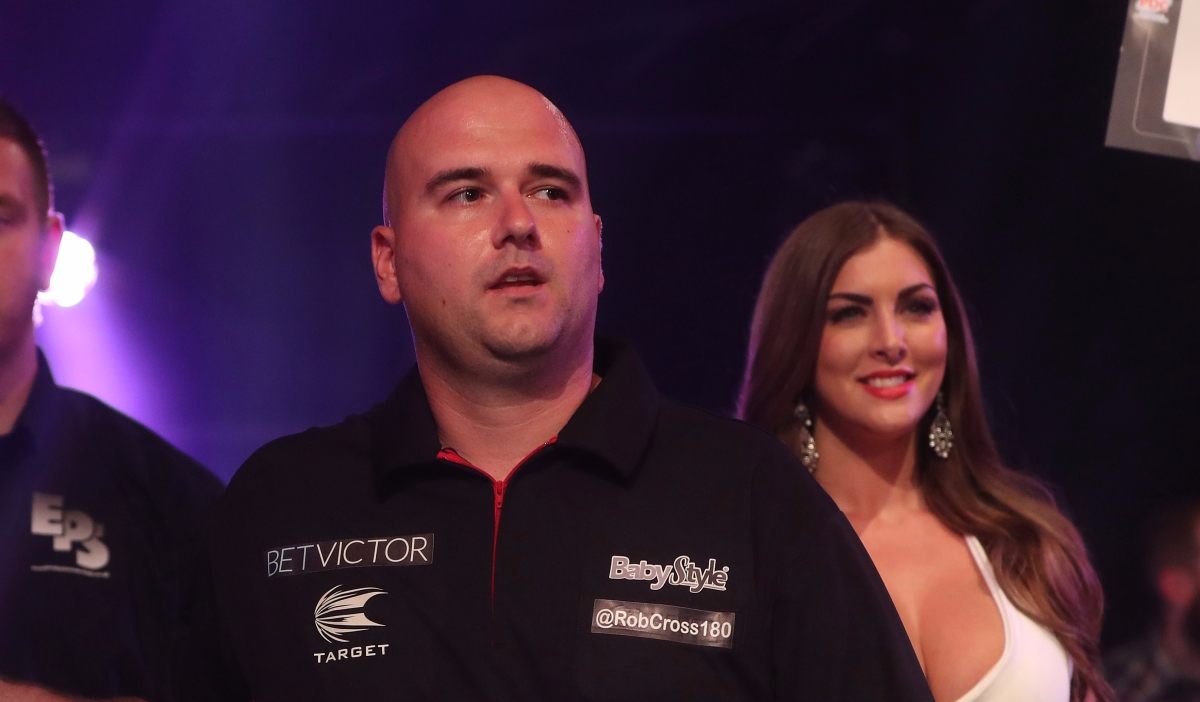 PDC ORDER OF MERIT: Rob Cross cracks the top 40 after World Matchplay debut win + Simon Whitlock closes back in on top 16