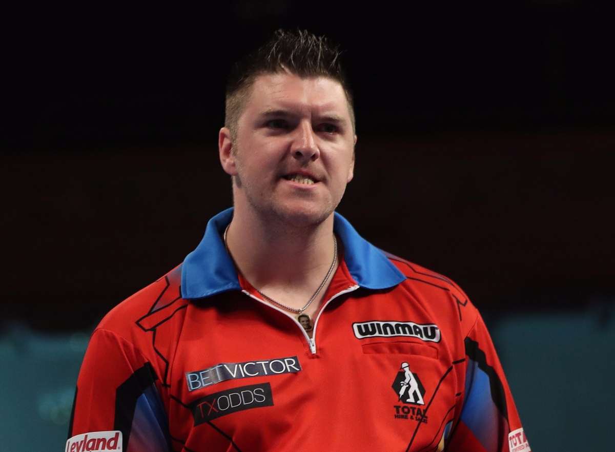 Daryl Gurney relishing a rematch with Gary Anderson in the World Matchplay after surviving first roundthriller
