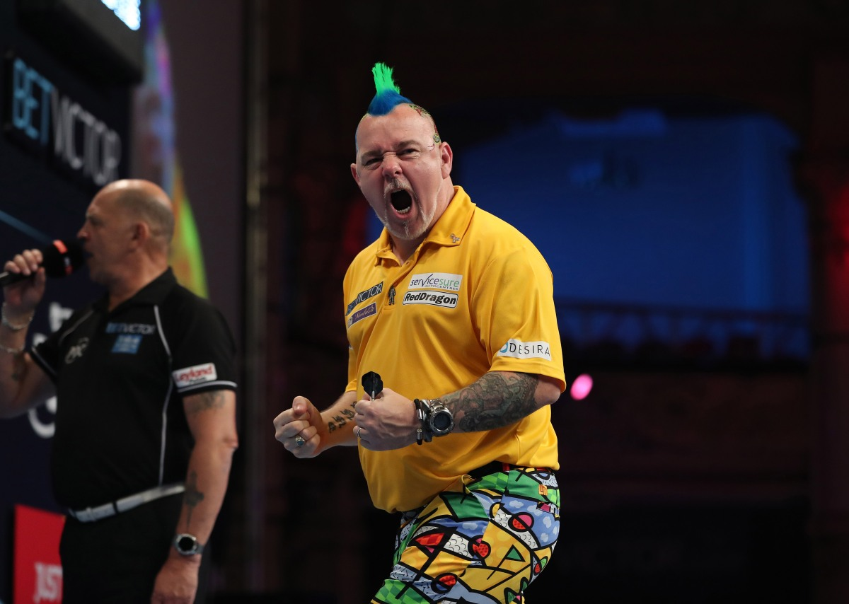 World Matchplay betting column, day nine: No 180 in the first leg of the final is my tip for tonight