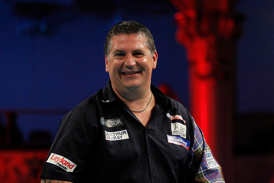 Gary Anderson hoping this could be the year his Blackpool struggles disappear at the WorldMatchplay