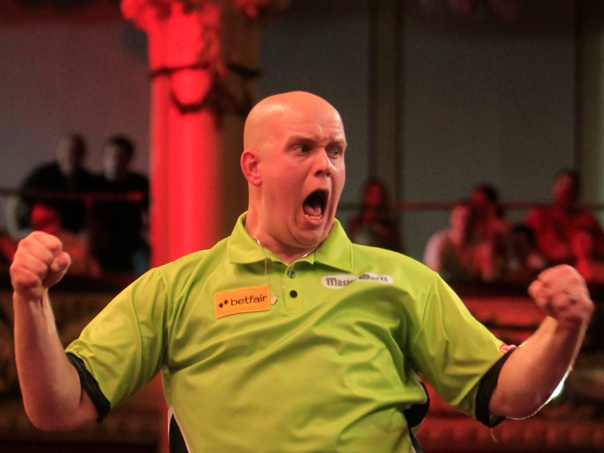 World Matchplay betting special: Will there be a nine-dart finish at the Winter Gardens thisyear?