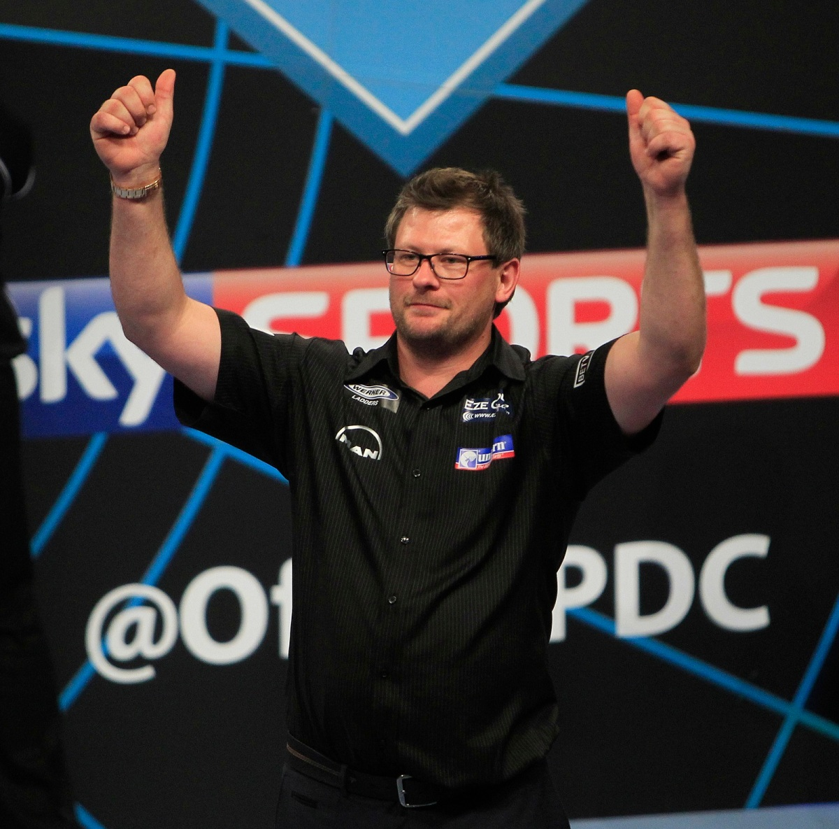 James Wade aims to continue his love affair with the Winter Gardens as he gets latest World Matchplay title bid underwaytonight
