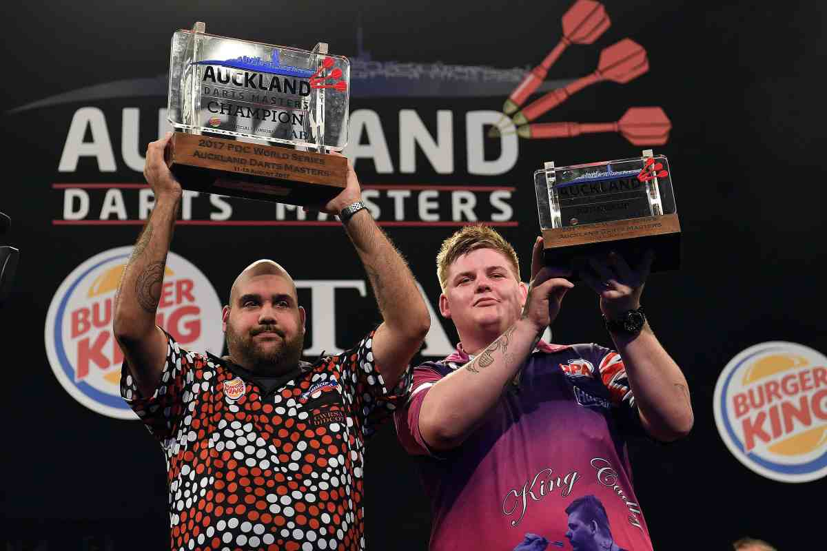 Auckland Darts Masters 2017 Photos