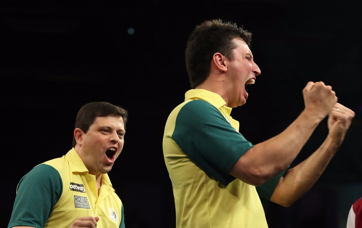 PDC to stage a South and Central American Qualifier next month for a spot in the 2018 WorldChampionship