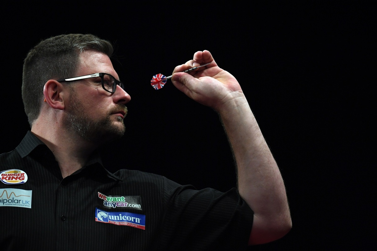 World Series of Darts Order of Merit: James Wade and Raymond van Barneveld both move into top four with three events to go