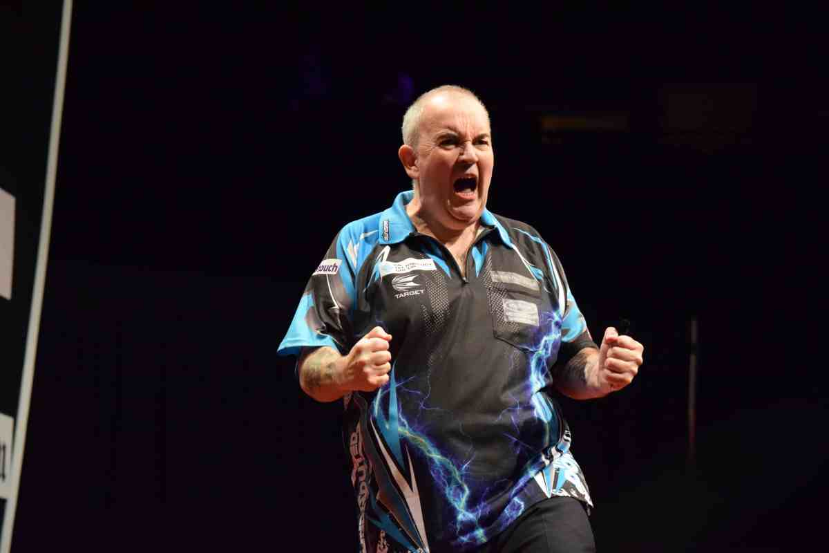 Phil Taylor: My record in Australia is brilliant and I want to continue that and win in Perth for the lasttime
