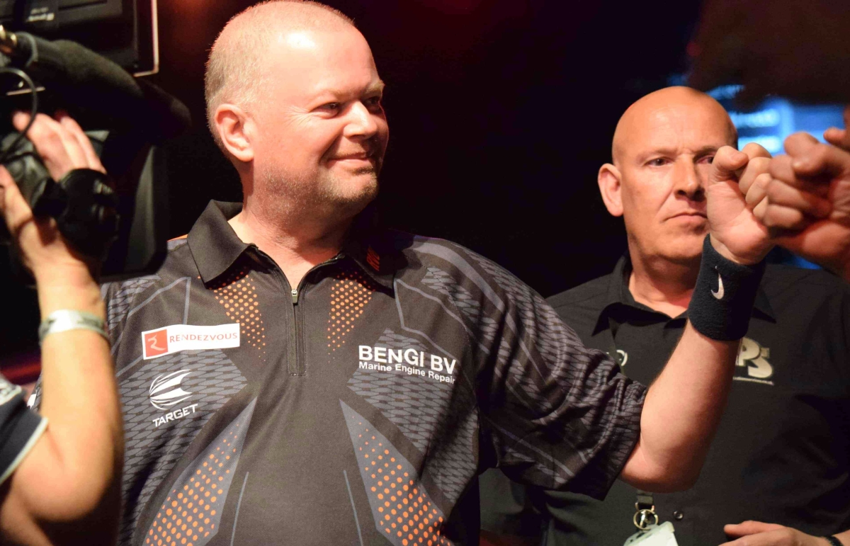 Raymond van Barneveld delighted with 'big win' against Corey Cadby as he avenges Melbourne defeat inPerth