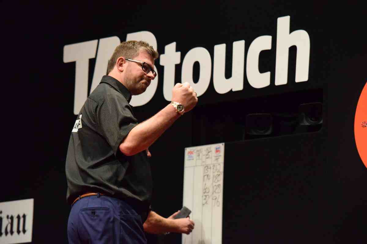 James Wade: If I was the most dedicated player, would I be the best in the world?Possibly