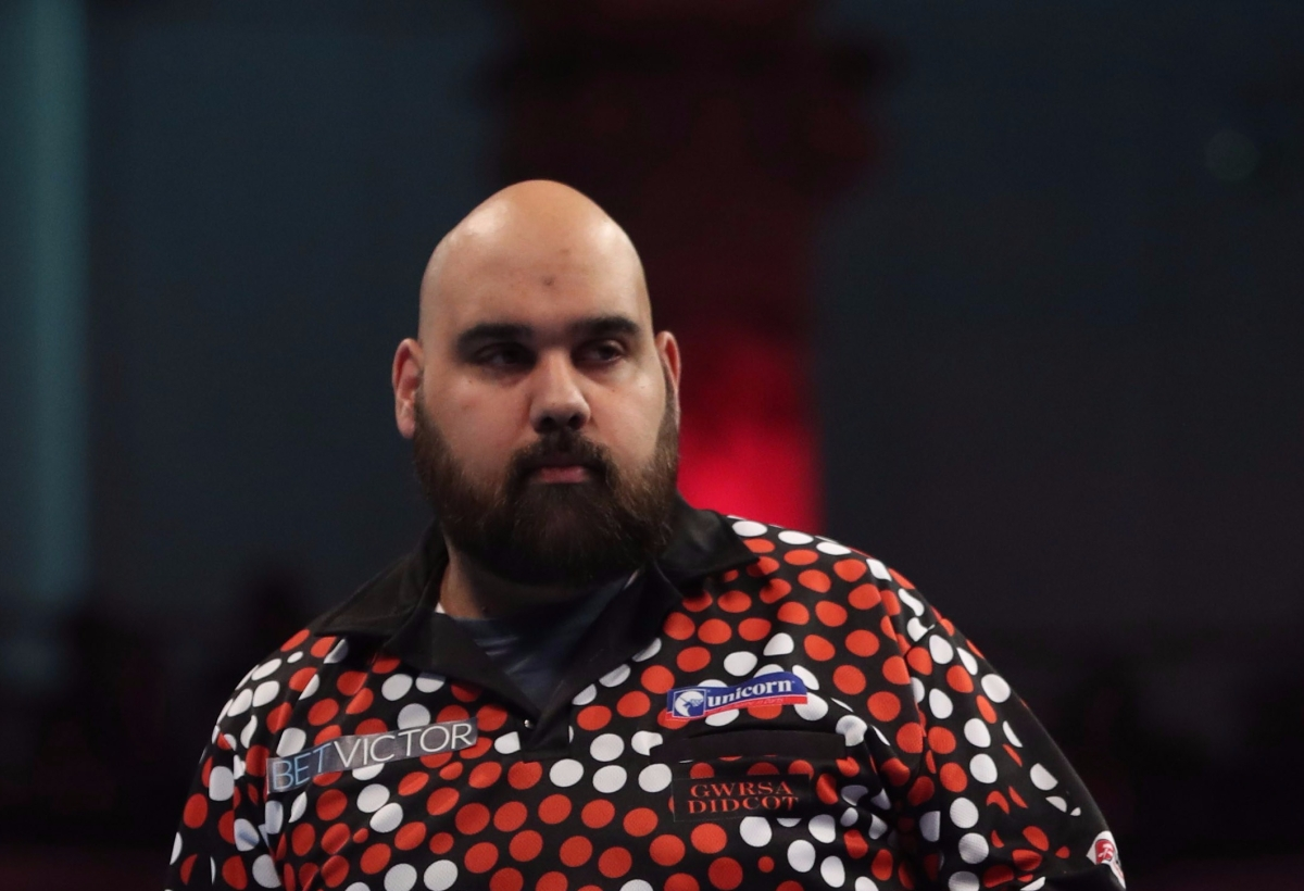 German Grand Prix day one evening round-up: Kyle Anderson hits fourth 100+ average in a row to beat Dirk van Duijvenbode in athriller