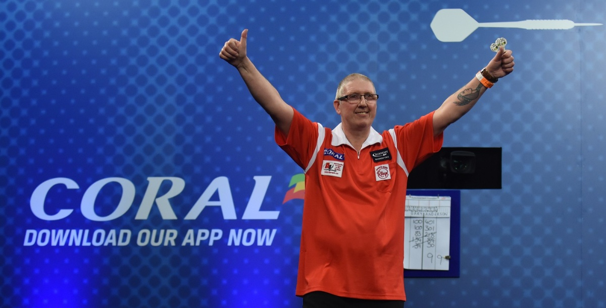 Paul Hogan wins Red Dragon Champion of Champions with a title-winning 164 checkout in thefinal