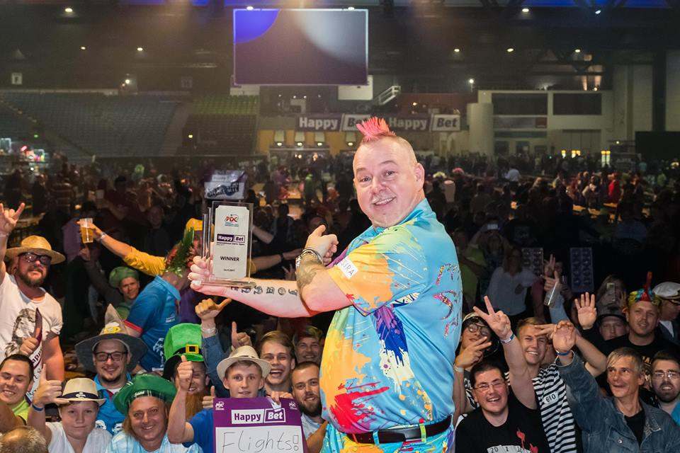 Peter Wright says he's 'joined the elite' after winning his tenth tournament of the season